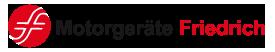 Logo Friedrich Motorgeräte