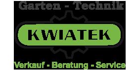 Logo Kwiatek Garten-Technik