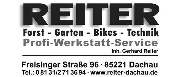 Logo Reiter Dachau