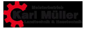 Logo Müller GmbH & Co.KG
