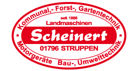 Logo Scheinert Motorgeräte Inh. Karin Scheinert