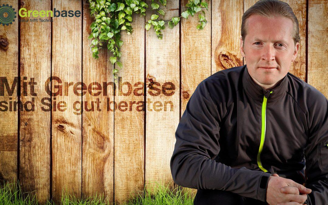 Joey Kelly ist offizieller Markenbotschafter für die Greenbase eG