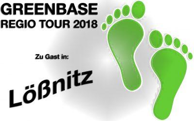 Greenbase unterwegs auf der Regio-Tour 2018
