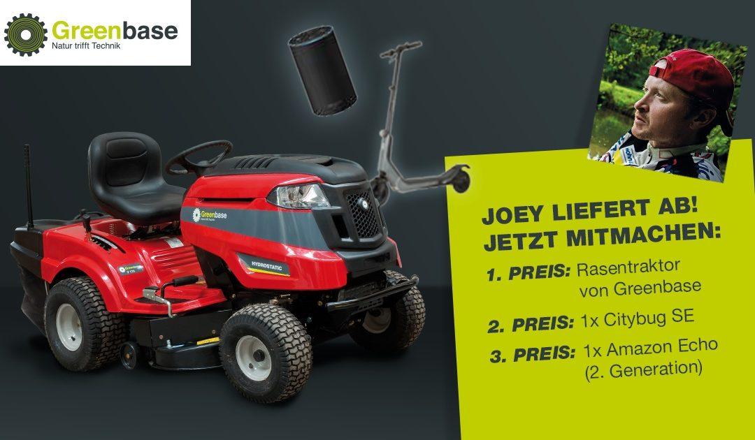 Joey Kelly Gewinnspiel – Joey liefert ab!
