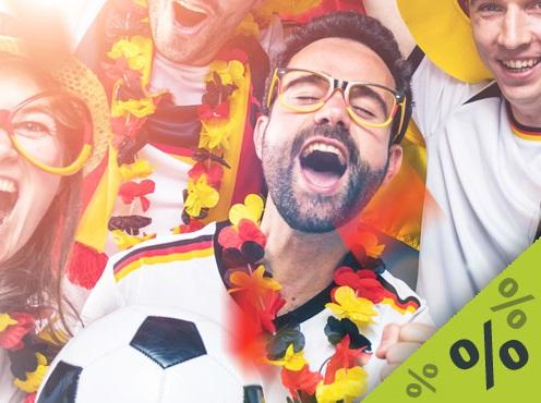"Greenbase ""WM-Aktion"" zur Fußball-Weltmeisterschaft 2018!"