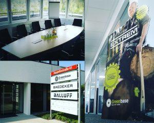Greenbase eG Büro