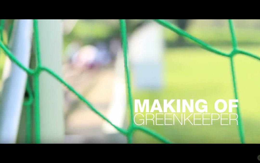 "Making Of Greenbase-Kurzfilm ""Greenkeeper"""