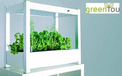 NEUE PARTNERSCHAFT: Greenbase & greenYou