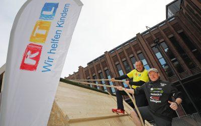 Greenbase beim RTL Spendenmarathon 2018: 74.000 Euro für den guten Zweck!