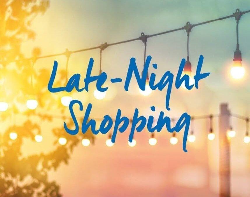 Late-Night Shopping bei Greenbase l Hannak Forst- und Gartentechnik