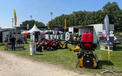 Equitana Open Air Messe in Neuss
